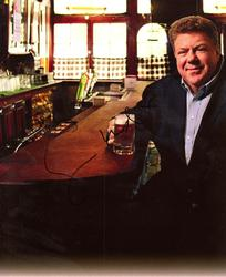 George Wendt Cheers Autographed Signed 8x10 Photo AFTAL