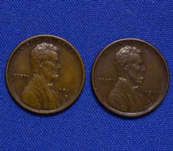 1911 D &S Near Unc Lincoln Cents