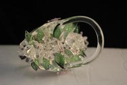 Flower Basket Crystal
