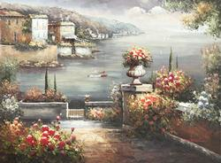 Beautiful Hand Painted Oil Painting On Canvas