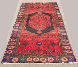 Lovely 1950s Handmade Vintage Persian Asad-Abad