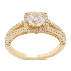 Glorious 1.61 ct. Diamond Unity Ring