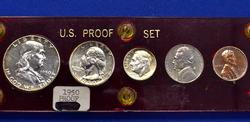 Choice Proof 1950 US Proof Set