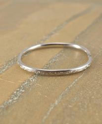 small bangle Bracelet Silver