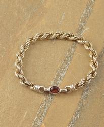 rope chain Bracelet Silver