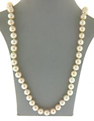 Elegant 14kt Pearl Necklace