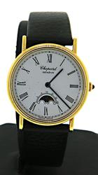 Chopard Moon Phase Watch in 14kt