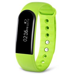 Bluetooth 4.0 Bracelet Heart Rate Monitor Sleep Tracker
