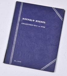 Buffalo Nickel Collection, Estate Direct