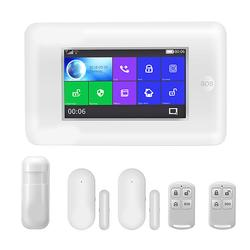 433MHz GSMWIFI DIY Smart Home Security Alarm System Kit