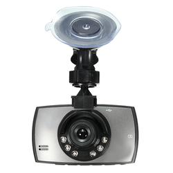 HD Car DVR Camera Night Vision Video Tachograph Gsensor