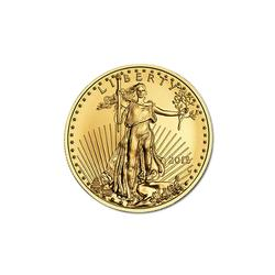 2015 American Gold Eagle 1/10 oz Uncirculated