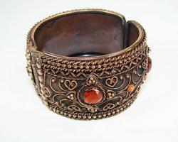 Charming Details & Elaborate Design Handmade Bracelet