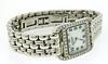 White gold and Diamond Hermes Designer Ladies Watch