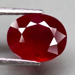 Captivating 2.99ct top red Ruby