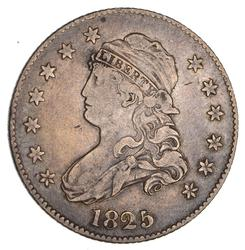 1825/4 Capped Bust Quarter- Circulated
