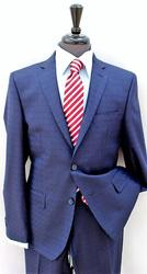 A Unique Slim Fit Suit, Tailored In Italy