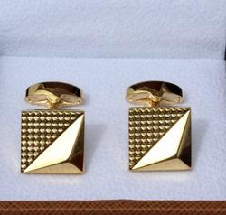 Stylish Italian Designed Cuff Links By Carelli