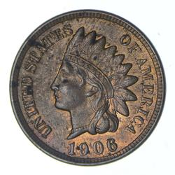 1906 Indian Head Cent - Uncirculated