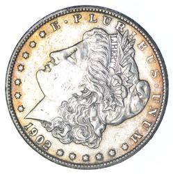 1902-S Morgan Silver Dollar - Choice