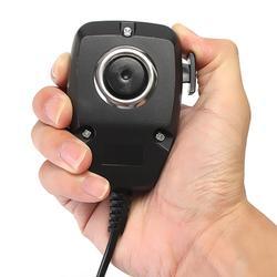 200W 9 Sound Loud Car Warning Alarm Police Siren Mic
