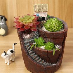 Hanging Garden Potted Micro Landscape Meat Plant Pots