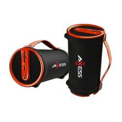 2.1 Hi-Fi Cylinder Speaker w/SD Card, AUX & FM Inputs