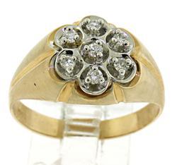 Handsome Gent's Diamond Ring