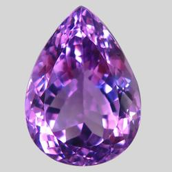 Exceptional 18.70ct AAA violet Amethyst