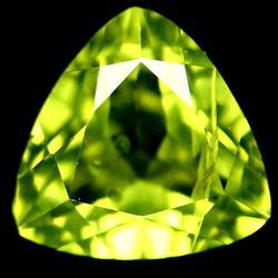 Vivid 1.99ct spring green 8x8mm Peridot