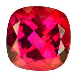 Spectacular 6.88ct oval cut Mystic Topaz