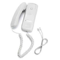 English Version WHITE Wall Mount Home Corded Phone