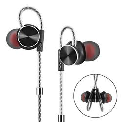 HIFI Metal Magnetic Adsorption Earphone 3.5mm Wired