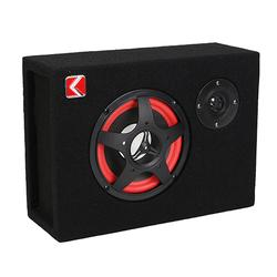 6in 350W Under-Seat Car Subwoofer Speaker Stereo Audio