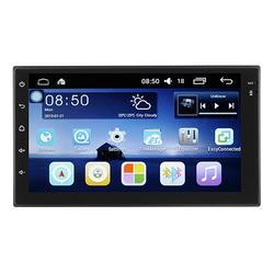7 Inch 2 Din HD Touch Screen WIFI Bluetooth 4.0 Mirror