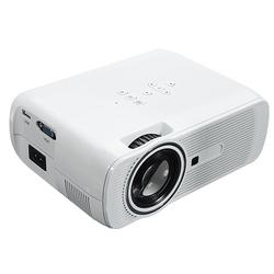 1200 Lumen 800*480 Resolution Portable HD LED Projector