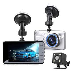 4 Inch HD 1080P Car DVR Camera Vehicle Video Recorder