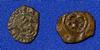 2 x Italy Sicily  Billion Denaro 1258-1266