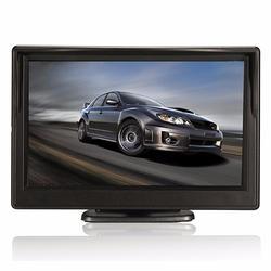 5 inch TFT LCD Car Rear View Backup Reverse Monitor Kit