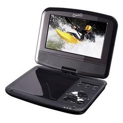 7in Portable DVD Player w/ TV Tuner