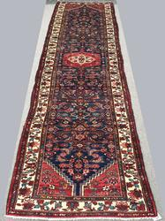Breathtaking Rare Mid-20th C. Handmade Vintage Persian Mission