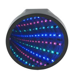 Sensory Infinity Mirror Light LED Tunnel Wall Relaxing