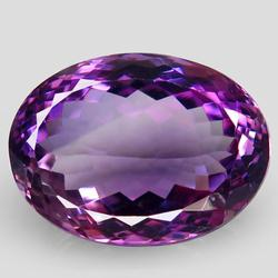 AAA color 22.27ct IF natural Amethyst
