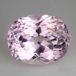 Top fire 5.44ct rare Kunzite from Afganistan