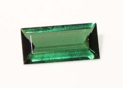 Intense Natual Green Tourmaline - 4.38 cts.