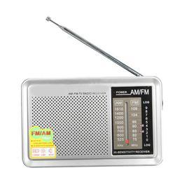 Portable Mini AM FM Telescopic Antenna Radio Pocket