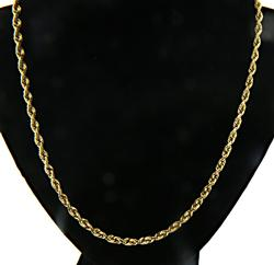 Classic 14kt Chain Necklace