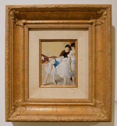 Ballerinas Original Oil on Canvas