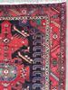 Rare 1950s Armenian Weave Authentic Handmade Vintage Persian Rug