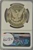 Prooflike BU 1881-S Morgan Silver Dollar. NGC MS63PL